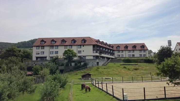 Das regionale Altersheim steht in Döttingen.