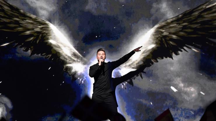 Der diesjährige russische Beitrag «You Are The Only One» von Sergey Lazarev ist ein grandioses visuelles Spektakel.