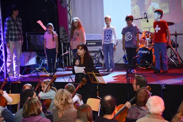 Pia Bürki, Leiterin der Musikschule Solothurn