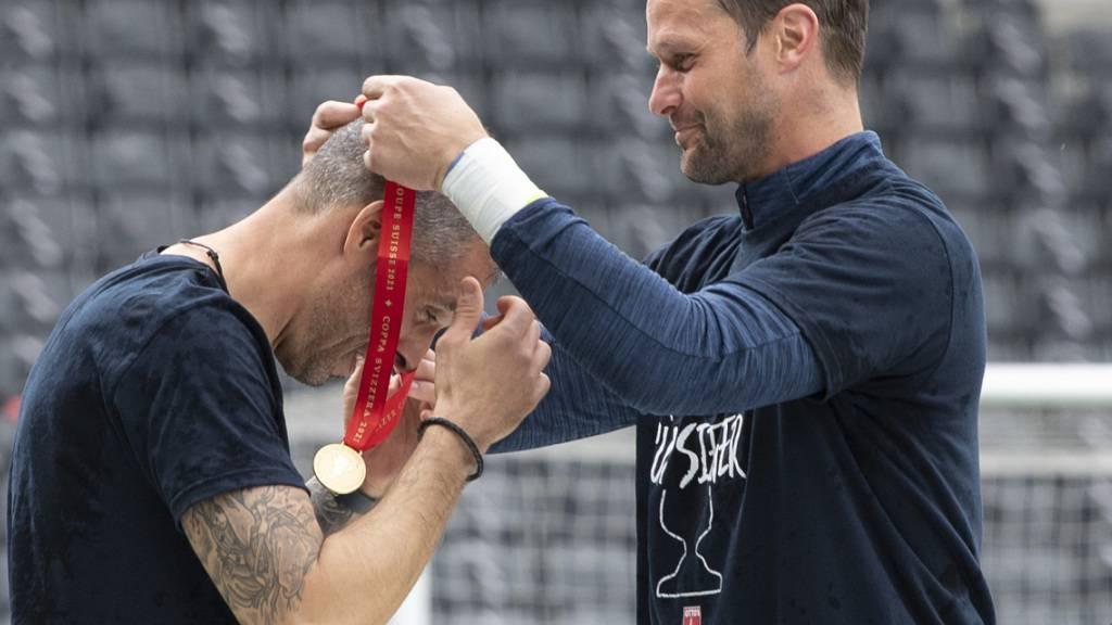 Luzern legt die Ruhe erst nach dem Cupsieg ab