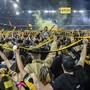 Vor Jahresfrist feierten Tausende im Stade de Suisse den langersehnten YB-Meistertitel.