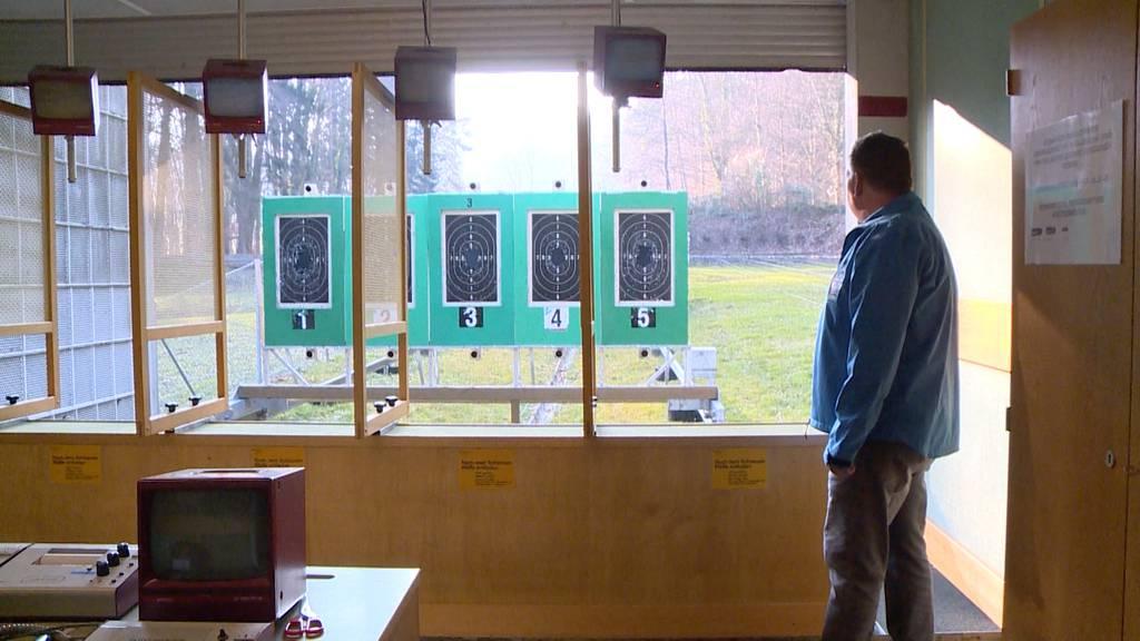 Schützen geraten in Schusslinie: Streit um Schiessplatz Hasenrain