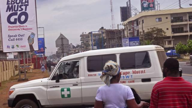 Liberia: Keine neuen Ebola-Fälle in Woche bis 1. März (Archiv)