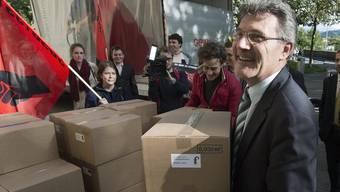 AUNS-Präsident Pirmin Schwander will die bilateralen Verträge kippen