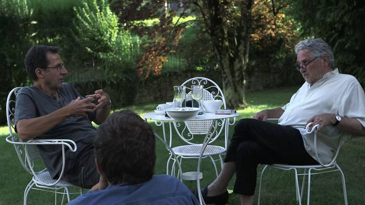 Von Gregor Frei. 15.00 Uhr, Landhaus: Zwei ältere Männer leben in einem ausgestorbenen Dorf im Tessin. Der eine will mit 70 «abtreten». Darf man einfach so sterben? Der Regisseur dokumentiert die aufwühlende Debatte.