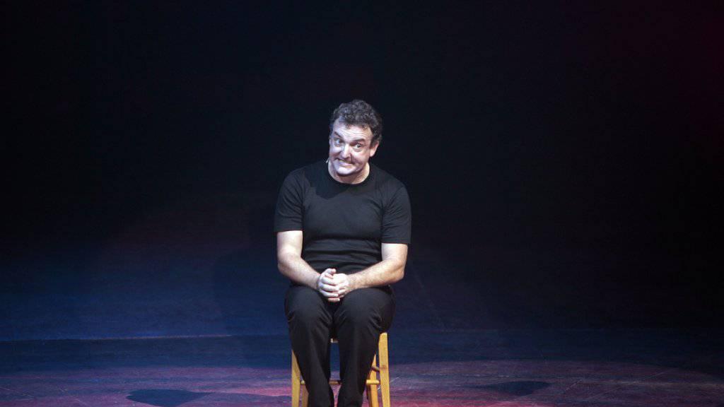 Komiker Marco Rima war nach eigenen Angaben ein verspieltes Kind: Seinem Nachwuchs werde dieser Luxus genommen, kritisiert er. (Archivbild)