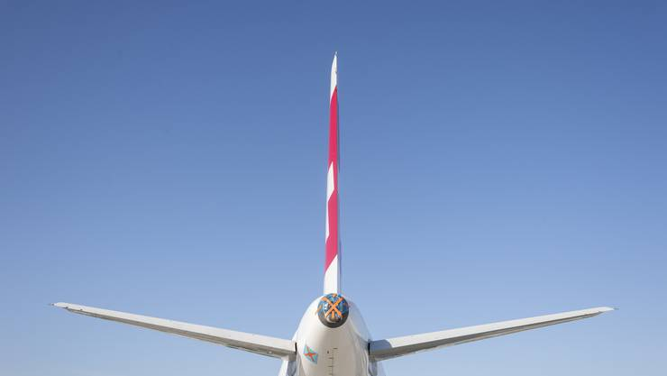 Der Grossteil  der Swiss-Flotte steht derzeit still. Doch noch werden wöchentlich 28 Passagier-Flüge durchgeführt.