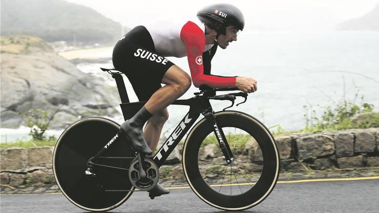 Der 35-Jährige gewann bereits 2008 die Olympische Goldmedaille im Zeitfahren – und war von 2006 bis 2010 vier Mal Weltmeister im Zeitfahren.