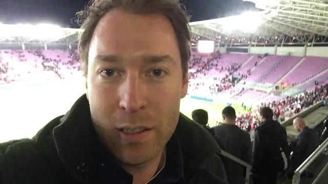 Schweiz - Lettland WM-Qualifikation Wort zum Spiel