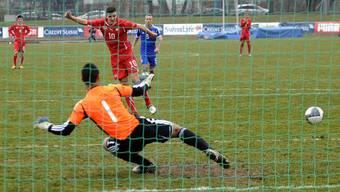 Schweizer U17 siegt in der EM-Quali gegen Israel mit 2:1