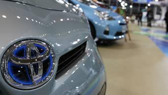 Toyota ist wieder der Branchenprimus
