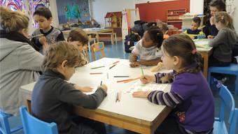 Vorkindergarten in Grenchen.