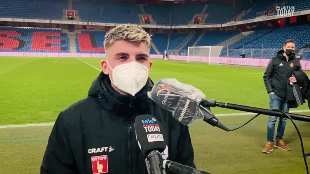 Der FC Luzern verliert auswärts gegen Basel