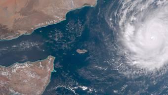 Tropensturm Chapala nähert sich der Küste Jemens und des Oman. (Archivbild)