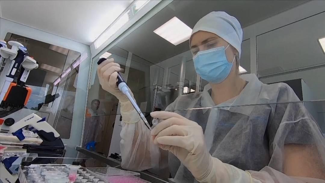 Russland beginnt Versuche mit potentiellem Impfstoff