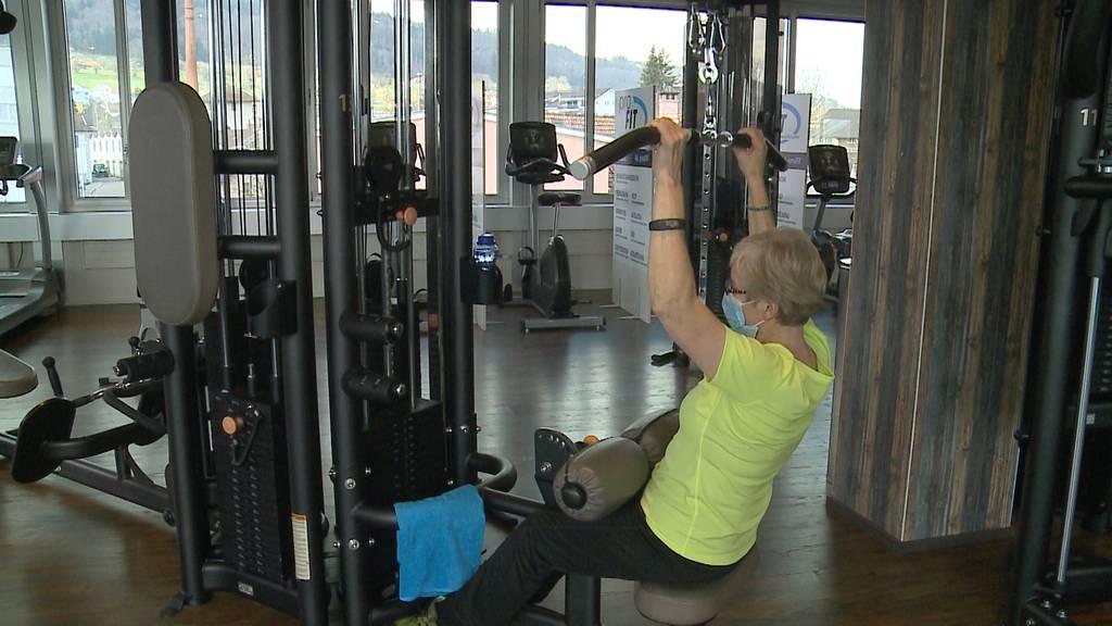 Fitnesscenter öffnen wieder