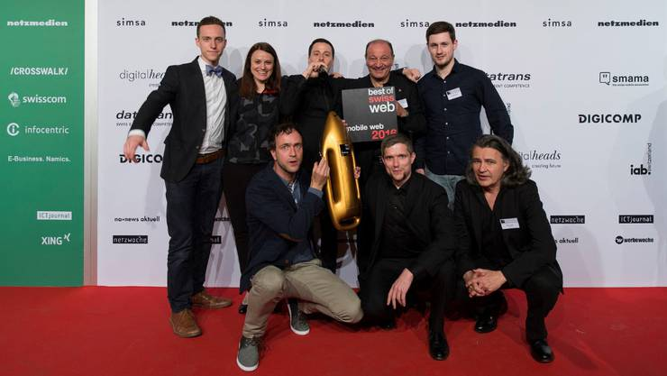 Der AFV gewinnt mit seinem Projekt Gold.
