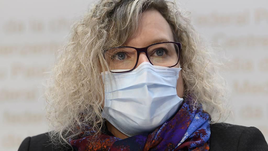 Laut Fosca Gattoni, stellvertretende Leiterin in der Sektion Heilmittelrecht beim Bundesamt für Gesundheit, ist die Schweiz bei der Sequenzierung positiver Corona-Tests sehr erfolgreich. (Archivbild)