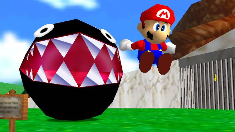 Super Mario 3D Allstars - Super Mario N64