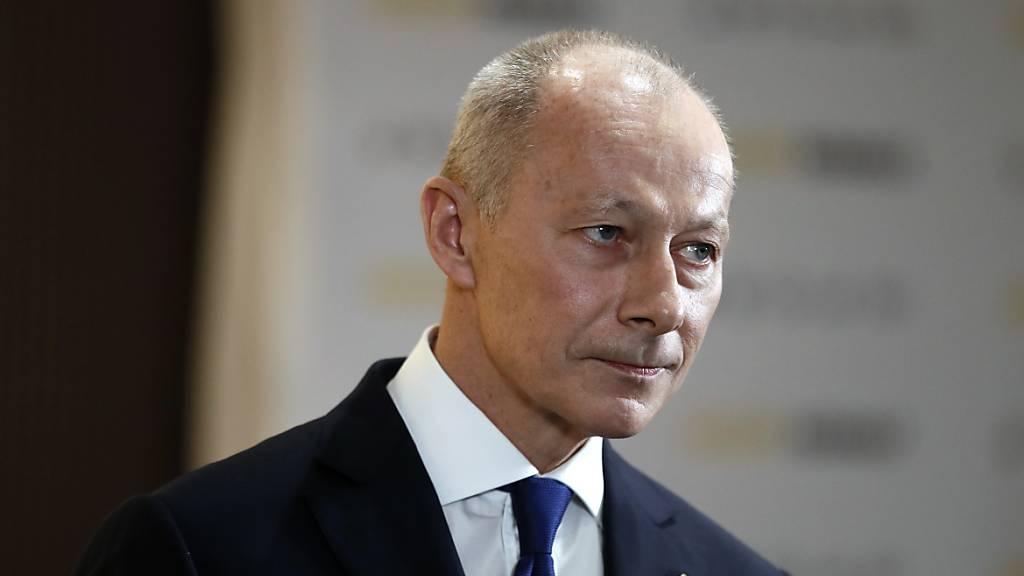 Renault entlässt seinen Generaldirektor Thierry Bolloré