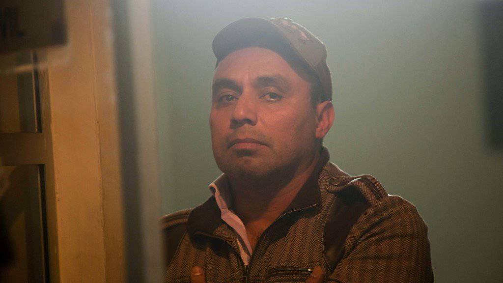 Im Gefängnis getötet: Der Knastkönig von Guatemala, Byron Lima. (Archivbild)
