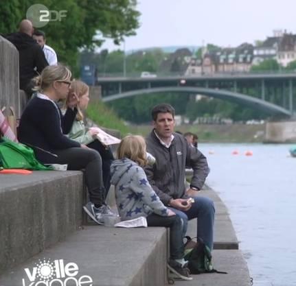 Cameo bei ZDF Städtetrip