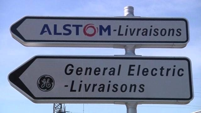 Alstom darf verkaufen.