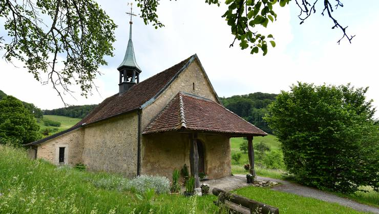 An der idyllisch im Grünen gelegenen Kapelle St. Ulrich führte im Mittelalter ein viel begangener Pilgerweg vorbei.