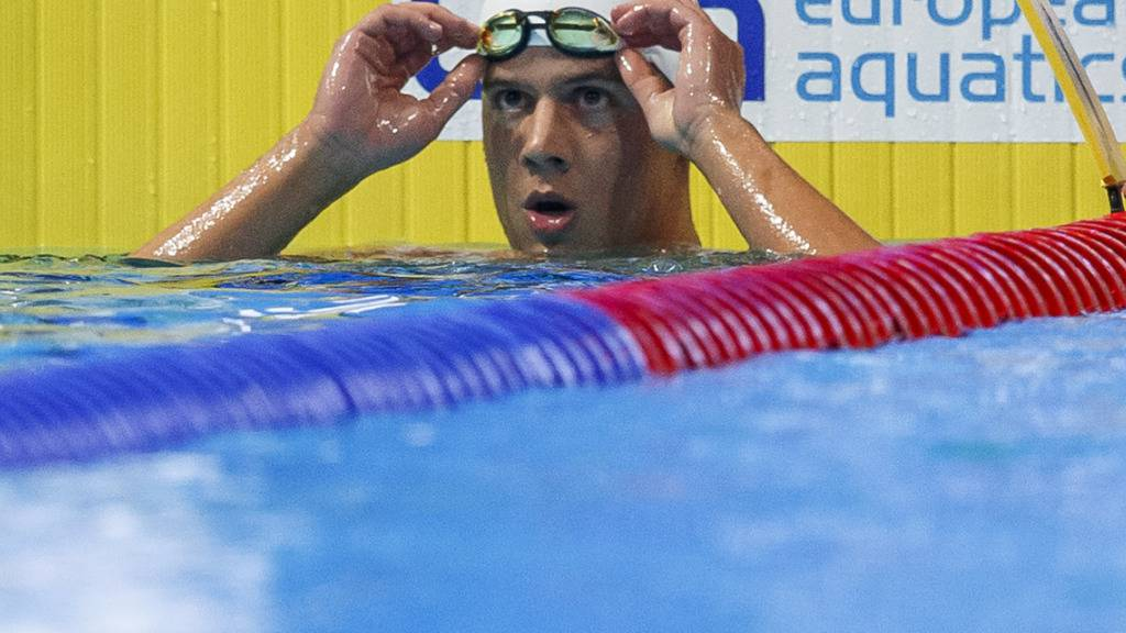 Hat der 19-jährige Tessiner Noè Ponti über 100 m Delfin gar eine Medaille im Blick?