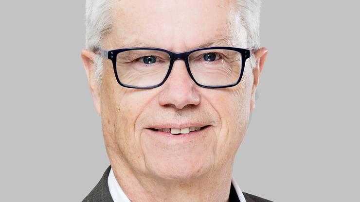 Kandidiert als Gemeindepräsident: Markus Mötteli (CVP), 61 Jahre.