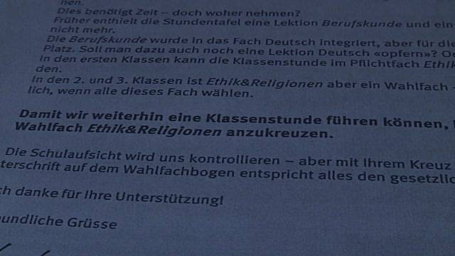 Kreisschule Mutschellen will Kanton austricksen