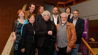 Verleihung des Solothurner Kunstpreises 2015 in Grenchen