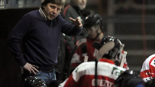Das Team von Coach Albert Malgin gewinnt das Spitzenspiel in Visp