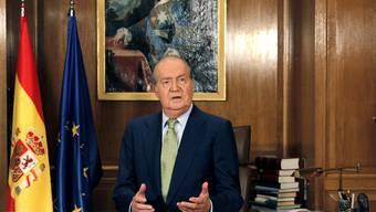 Ein routinierter Spitalgast: Spaniens Ex-König Juan Carlos.