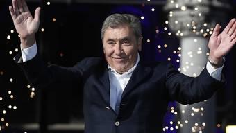 Eddy Merckx ist und bleibt der erfolgreichste Radrennfahrer der Geschichte