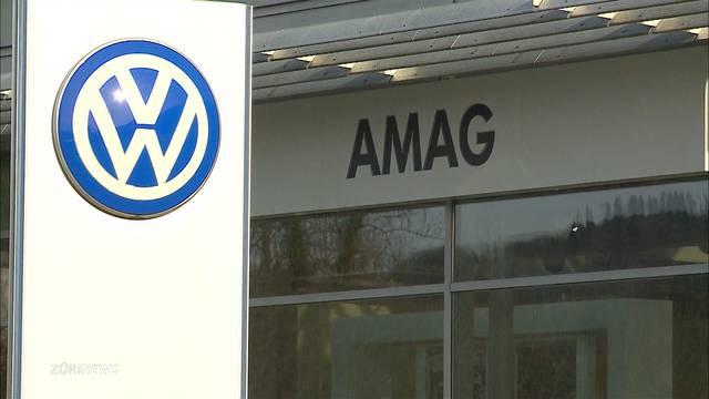 6000 Schweizer wollen Schadenersatz von VW