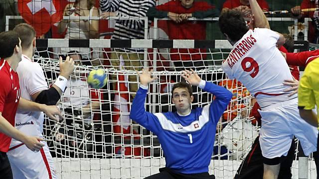 Nikola Portner spielt bald bei den Kadetten.