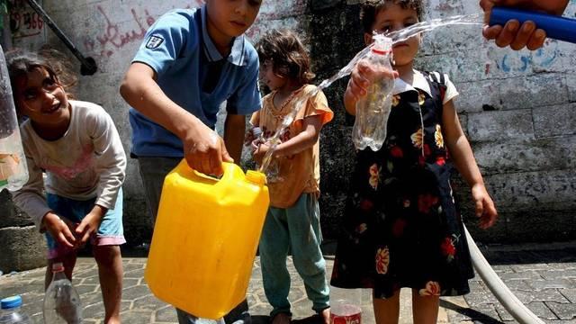 Alltag im nördlichen Gazastreifen (Archiv)