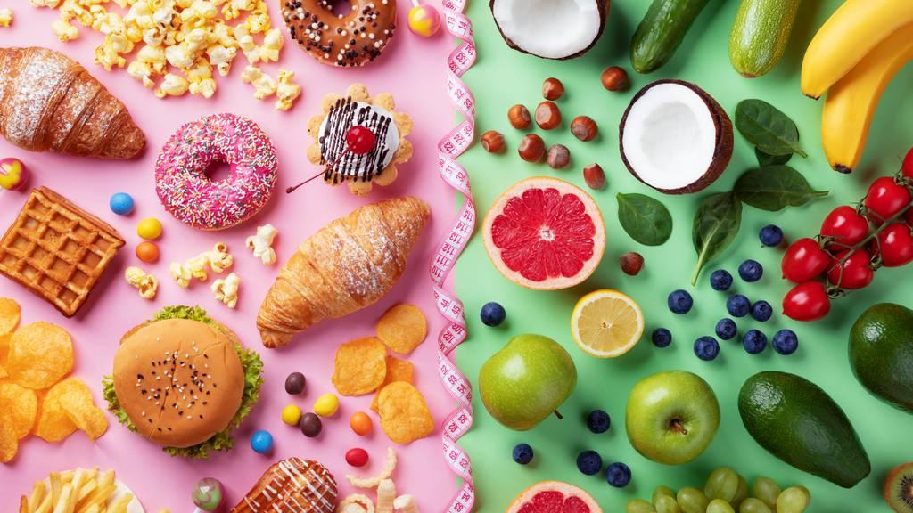 Teste dein Kalorien-Wissen!