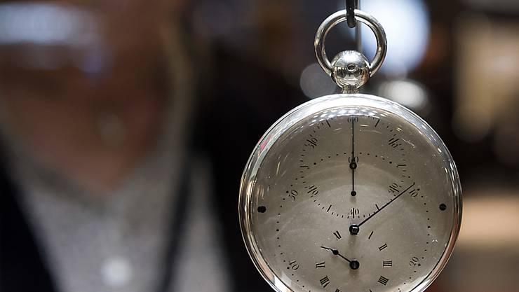"""Die Messebetreiberin MCH muss mit der Zeit gehen. Die Strategie wird auf den Prüfstand gestellt und das Konzept der Uhrenmesse """"Baselworld"""" überarbeitet. (Archivbild)"""