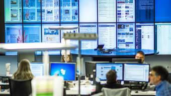 Am 1. Oktober 2018 startet das Joint Venture von AZ Medien und NZZ Regionalmedien: CH Media