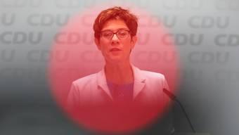 Im Zentrum der Kritik: Annegret Kramp-Karrenbauer muss sich derzeit einer Vielzahl an Vorwürfen erwehren.