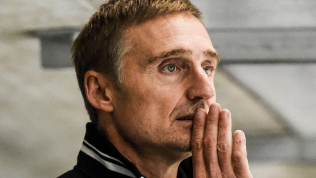 Christian Weber wird Trainer beim EHC Basel