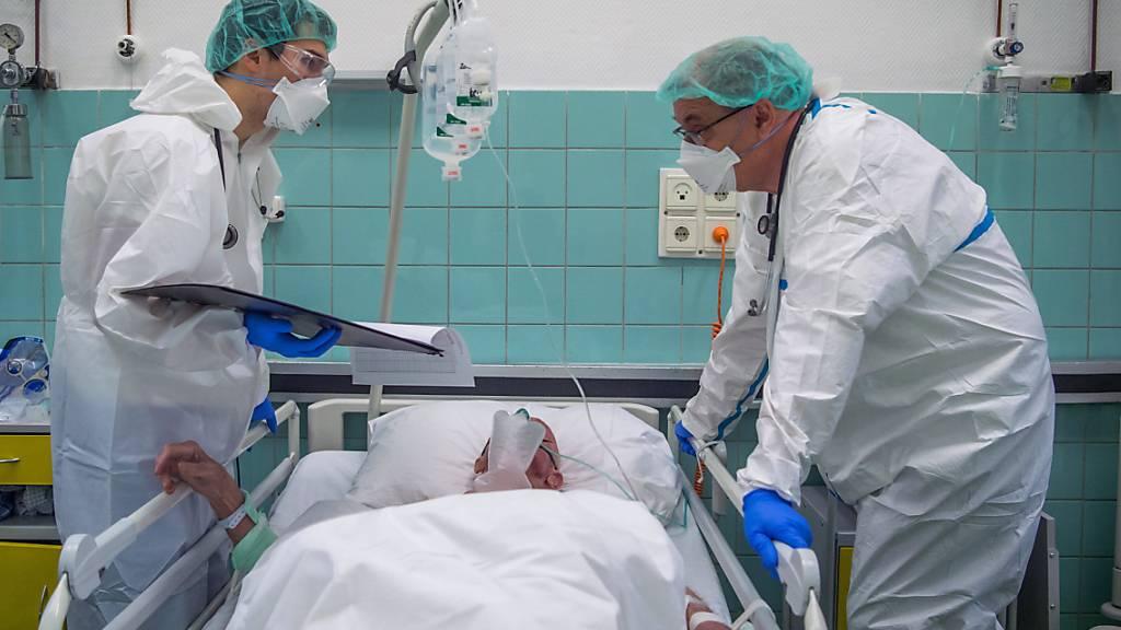 Jede Region soll ihr Spital haben. Das wünscht sich die Mehrheit der Bevölkerung. (Archivbild)
