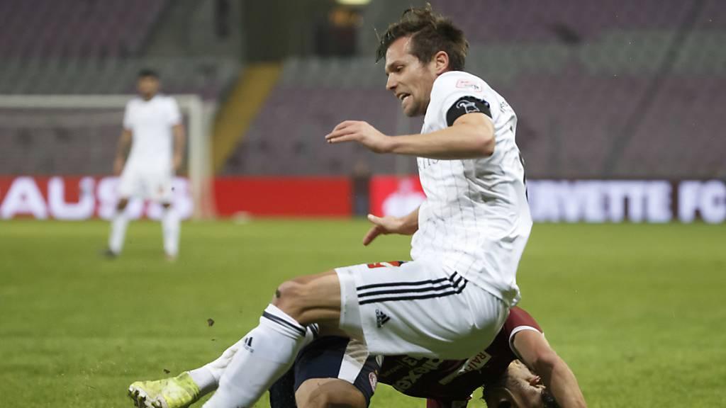 Basel verliert Spiel und Nerven bei Servette