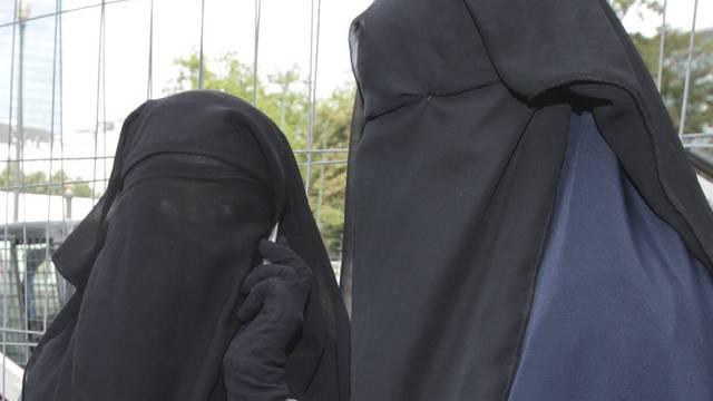 Zwei Frauen mit Burka werden in Frankreich verurteilt (Symbolbild)