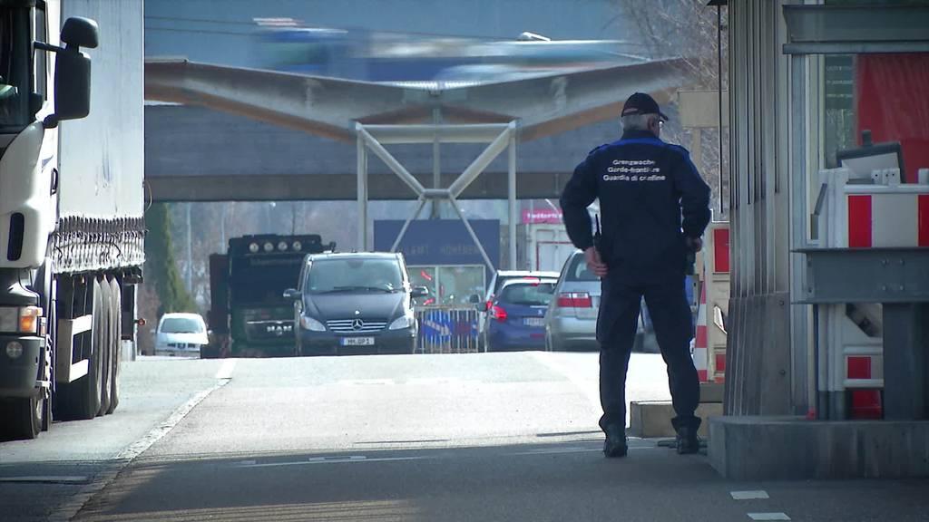 Kurznachrichten: Zollneubau, VBSG, Unfall im Werdenberg