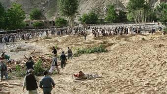 Ein Erdbeben hat in Afghanistan viele Menschen in den Tod gerissen