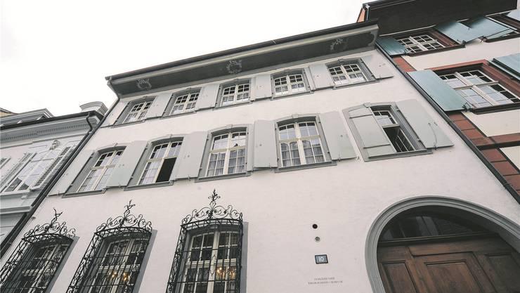 Die Theologische Fakultät der Uni Basel.