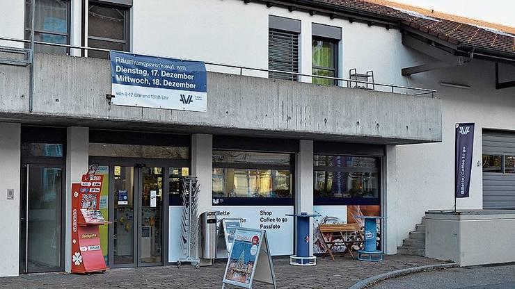 Zu geht auch die Verkaufsstelle in Gränichen, die Aargau Verkehr gehört. Das Lokal in Oberentfelden Engelplatz wird geschlossen.